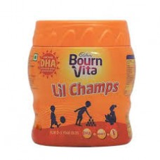 CADBURY BOURNVITA LITTLE CHAMPS JAR 200 GM